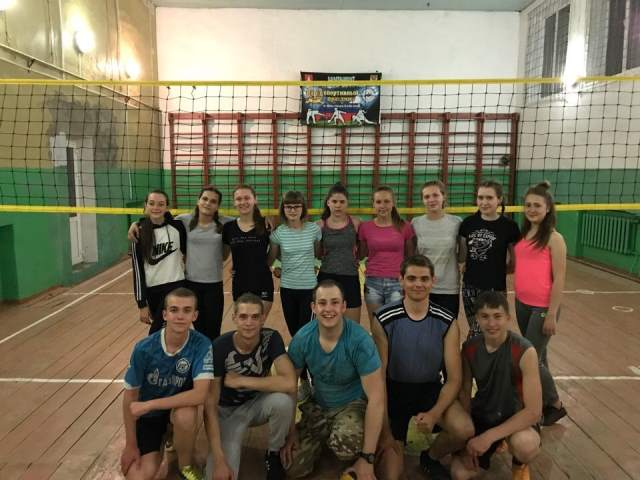 18.05.2018 года завершилась Шапкинская вечерняя лига по волейболу...